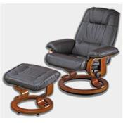 fauteuil relaxation loft cuir